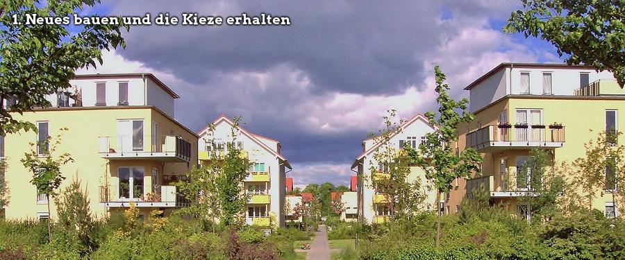 Neue Viertel für ein wachsendes Tempelhof-Schöneberg