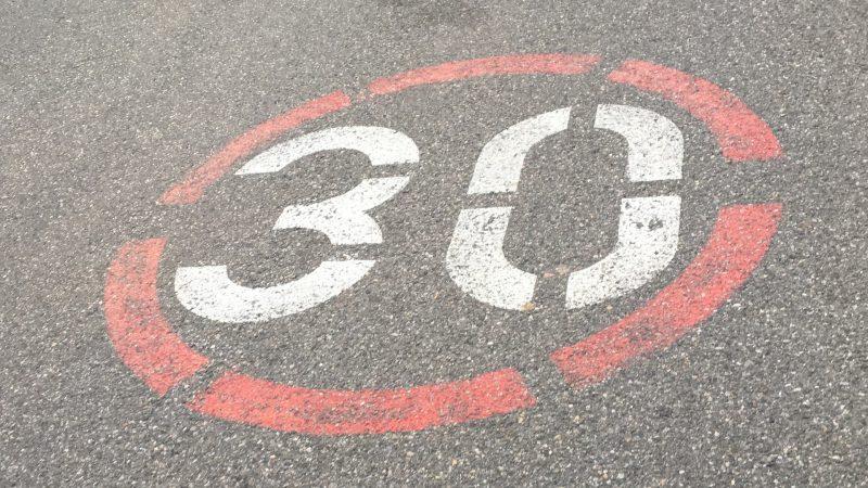 Schützt Tempo 30 unsere Gesundheit?