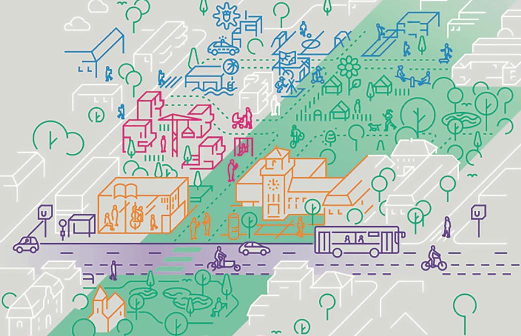 Neu und grün in der Mitte von Tempelhof – Ein Stadtquartier entsteht