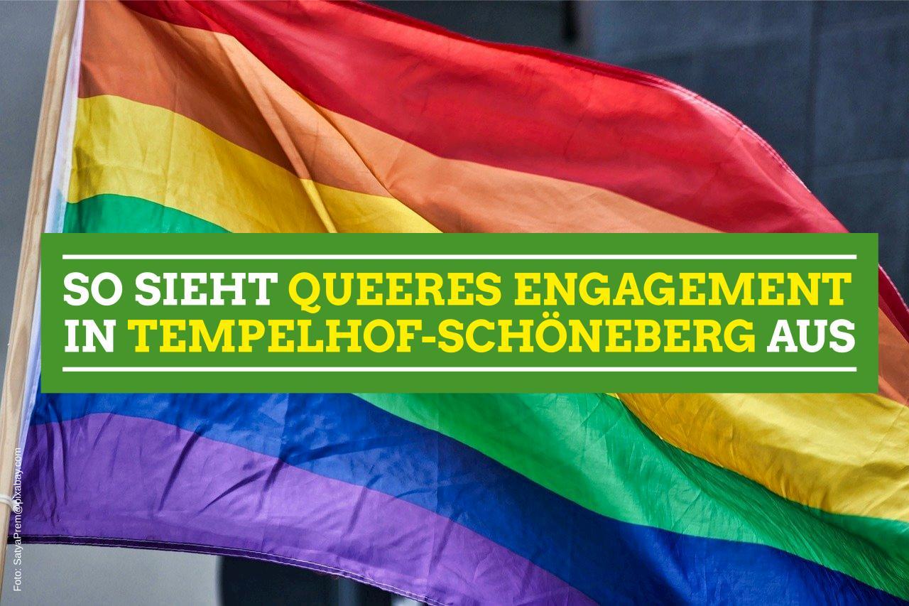 Kreisverband besucht queere Inititiativen im Bezirk
