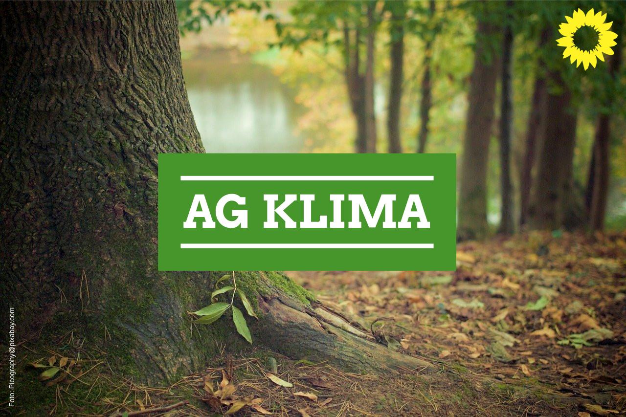 "AG Klima – Werkstattgespräch ""Lebendige Stadtnatur"""