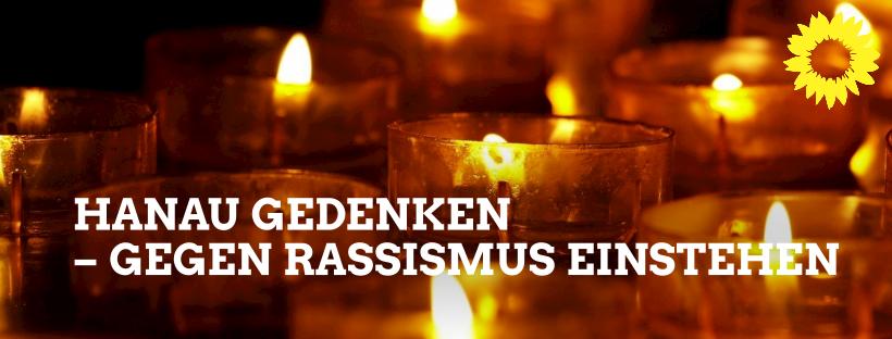 Ein Jahr danach: Gedenken an die Opfer von Hanau