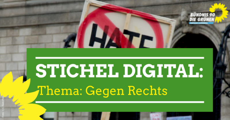 "Stichel Nr. 238 ""Gegen Rechts"""
