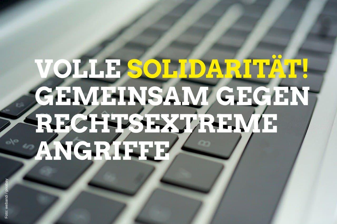 Die GRÜNEN verurteilen Angriffe auf den Abgeordnetenhauskandidaten der SPD Orkan Özdemir