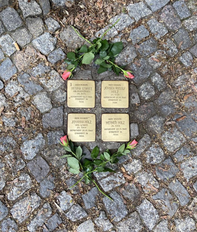 Aktionen am 08.Mai zur Erinnerung an die Opfer des Nationalsozialismus